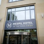 Foto van Mespil Hotel
