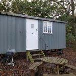 Damsel hut, so cosy