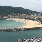 Zurriola Beach Foto
