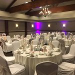 Ballroom - Perfect for Weddings & Banquets up to 300 guests