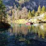 Blausee AG - Restaurants Hotel Forellenzucht Foto