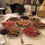 Moroccan salads
