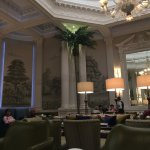 Afternoon tea at the Balmoral's Palm Court