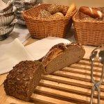 Frisches Brot.