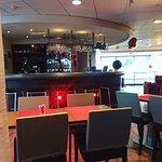 Bar et salle à manger