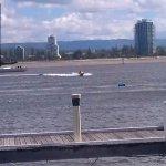 JetSkiing at the Resort