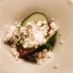 Gruß aus der Küche - Thunfisch Tartar