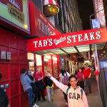 Foto van Tad's Broiled Steaks