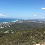 Mt Coolum summit view