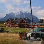 Lodge of The Ten Peaks resmi