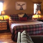 Moose Recluse was the perfect cabin for our peaceful getaway!