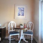 Nice Table Area, King Size Room, Boardwalk Inn, Kemah, Texas