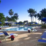 Pool and Pool Sun Deck