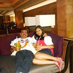 My daughter Mihika enjoyed this holiday most with our family & Dubai Goels!