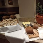 The bread offering