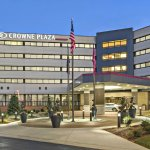 Welcome to the Crowne Plaza Lansing West - Always On!