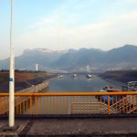 Three Gorges Dam Project Foto