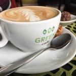 Bild från Green cafe