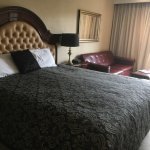 Luxurious bedroom and most comfortable bed