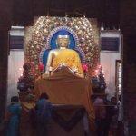 Mahatma Budh in temple