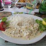 poisson blanc et riz