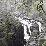 River Braan,Waterfall,The Hermitage,Ossian's hall