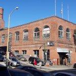 Façade du musée du Cable car (actuelle salle des machine du système)