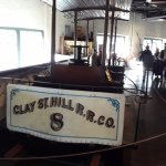 Ancien wagon de Cable car