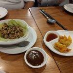 Duck sang choi bow