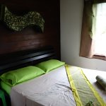 Chambre verte