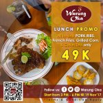 Lunch Promo -- All in-one RIbs