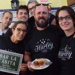 Local espectacular con una comida increíble! Repetiremos pronto en Algeciras y en La Casita.
