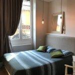 Vol de Nuit, chambre pour 2 personnes avec lit de 140x190