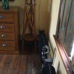 Antique but functioning radiator.