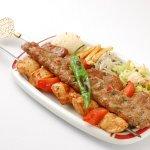 トルコ料理パムッカレの写真