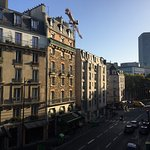 Hotel Quartier Latin Foto