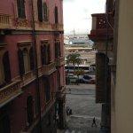 Aussicht in die Via Roma