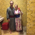 Our yukata
