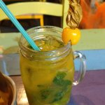 The best mojito passion fruit in the world,you have to try it.