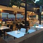 Indalo House Restaurant in Indalo Park Hotel