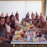 Johnny's Bistro Birthday Party