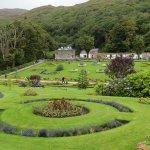 Kylemore Gärten