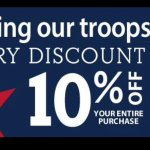 Military 10% Discount