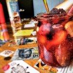 Johnny's Bistro Blueberry Lemonade