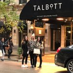 Foto The Talbott Hotel