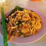Char Koay Teow .. so light and yummy