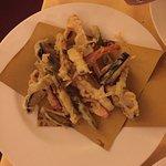 Verdure miste fritte