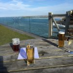 Great views, food & drink - what more could you ask for !?.....