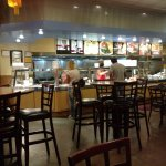 DINING AND ORDER AREA