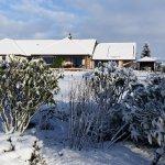 Winter at Wallamhill House B&B